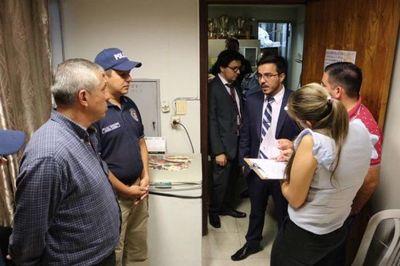 Fiscalía imputa a director de la Cámara de Diputados por caso del taxista planillero