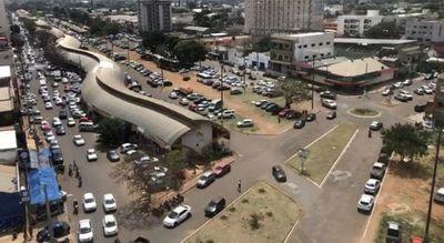 """Cancillería, MIC y ministerios negocian con Brasil sobre el """"delivery de frontera"""""""