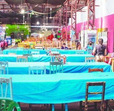 Hoy se abren patios de comidas de shoppings