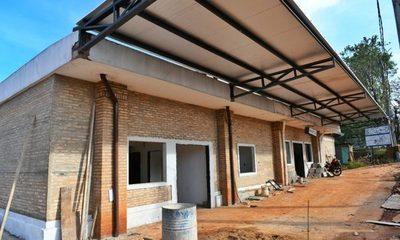Obras en hospital de Franco están con 70% de ejecución