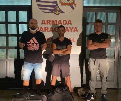 Atrapan a tres extranjeros que intentaban  ingresar al pis a través del río Paraná – Diario TNPRESS