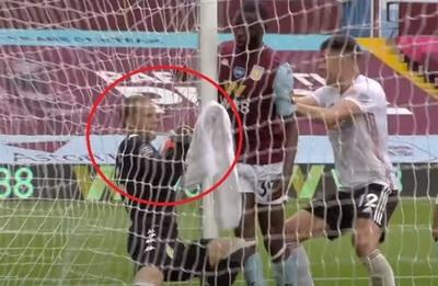 Revelan qué falló en el gol que no se cobró