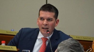 Senador Afirma que Revés en Diputados Estaba Previsto