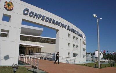 La Conmebol presenta los nuevos protocolos para sus torneos