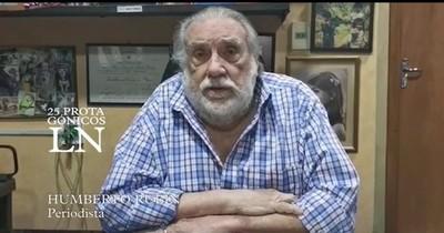 """Humberto Rubín: """"La prensa paraguaya está en uno de sus mejores momentos"""""""