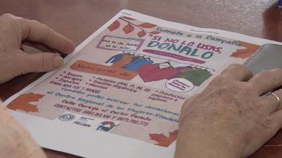 Chaco: Lanzan campaña solidaria para ayudar a mujeres que sufren de violencia y necesidad