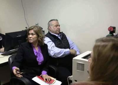 Óscar González Daher y su hijo, a juicio oral por lavado y declaración falsa • Luque Noticias
