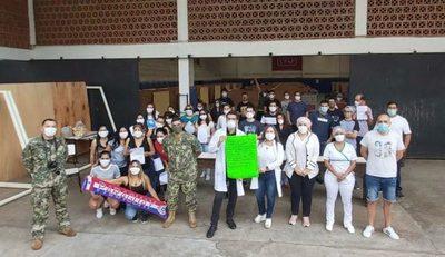Unos 271 connacionales retornaron a sus hogares luego de cumplir con la cuarentena sanitaria