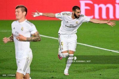 El Real Madrid mantiene el ritmo del Barcelona