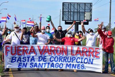Ahora Varon Larré y concejales afines piden a la Contraloría auditoria contable