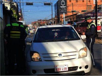 Tráfico, infracciones viales y coimas están de vuelta con  avance de fases