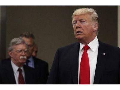 Bolton dice que Trump no es apto para ser presidente