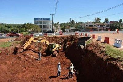 Proyecto de túnel en marcha