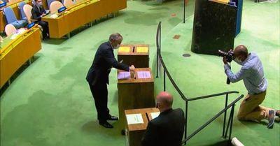 Paraguay es escogido para ejercer la vicepresidencia en Asamblea General de la ONU