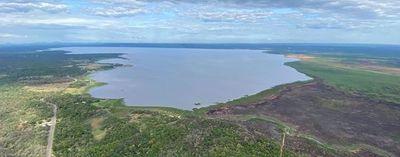 Obras en el lago Ypacaraí culminarían a finales de julio
