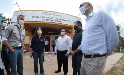 HOY / Abdo destaca que Paraguay inaugura obras mientras otros países sufren