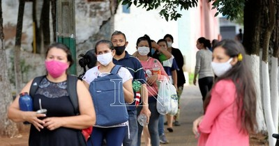 COVID-19: Paraguay tiene la tasa de mortalidad más baja de Sudamérica, destacan