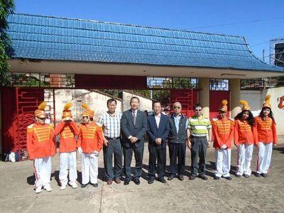 MEC interviene colegio Chiang Kai-shek tras anuncio de cierre