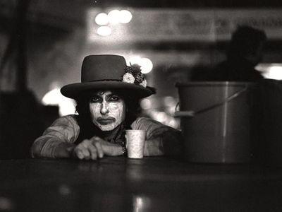 Bob Dylan presenta su nuevo álbum