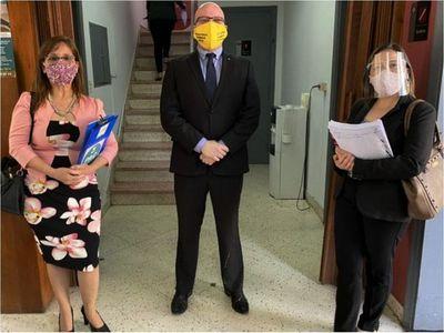 Grassi cuestiona imputación tras   caravana anticorrupción