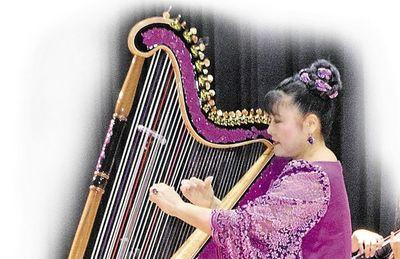 Entre la tradición y la modernidad del arpa