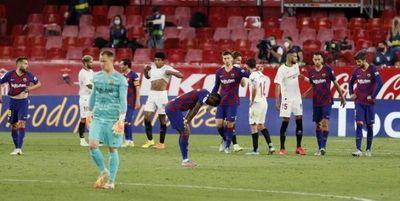 El Barcelona empata y pone en peligro su liderato