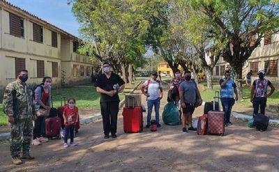Connacionales abandonan albergue en Misiones tras cuarentena obligatoria