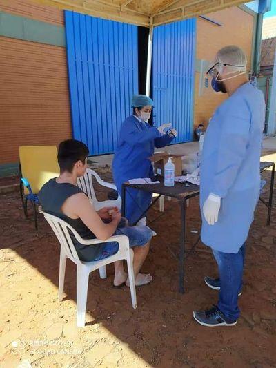 Tres nuevos casos de COVID-19 en Alto Paraná, todos fuera del albergue
