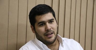 Lucas Lanzoni llama a la paz social ante los escraches por corrupción