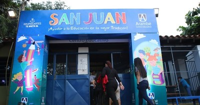 El Centro Educativo Arambé realizará un San Juan diferente