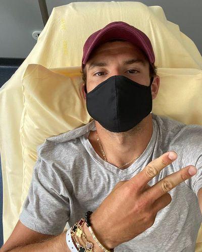 Dimitrov da positivo por coronavirus tras el Adria Tour