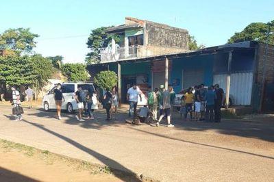 Matan a un chapista en plena calle de Ybycuí