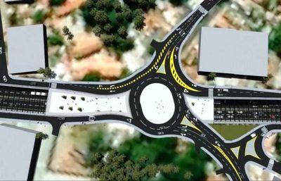 Túnel Tres Bocas: MOPC presenta calles alternativas • Luque Noticias
