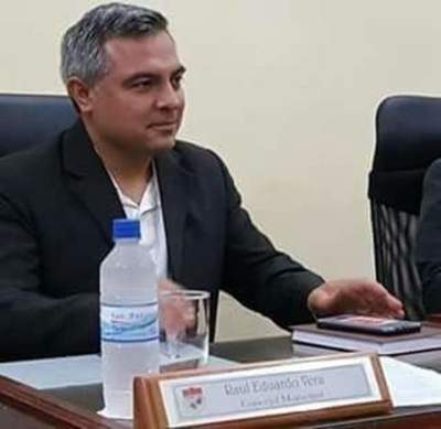 Designan a Raúl Vera como vicepresidente de la Junta Municipal – Prensa 5