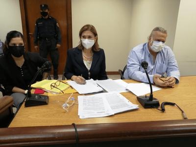 Caso de pinchazos telefónicos en el JEM: Dan libertad ambulatoria a exsenador González Daher