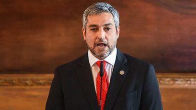 Mario Abdo anuncia que dará nueva bofetada al pueblo