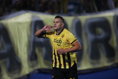 Un golazo de Guaraní, entre los mejores de la actual Libertadores