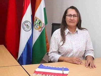 Intendenta de Carmelo Peralta figura como beneficiaria en Brasil