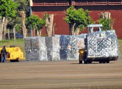 """El 90% de la carga que llega vía """"volando"""" son """"ARREGLADOS"""" en las ZONAS FRANCAS"""