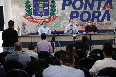 Alarmante: Crece el número de contagios en Ponta Porã