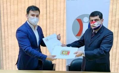 Comuna firma convenio con la Secretaría de Defensa al Consumidor