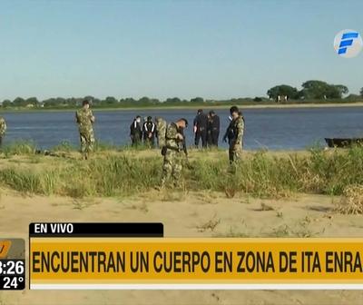 Hallan el cuerpo del joven desaparecido en aguas del río Paraguay