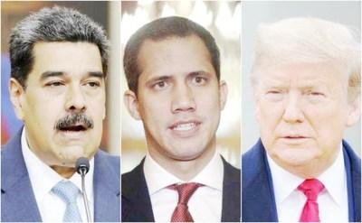 """Reunirse con Maduro pero para """"discutir su salida del poder"""", dice Trump"""