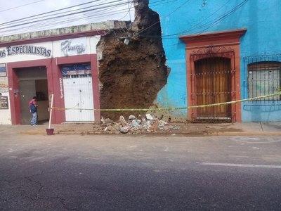 Registran terremoto en México