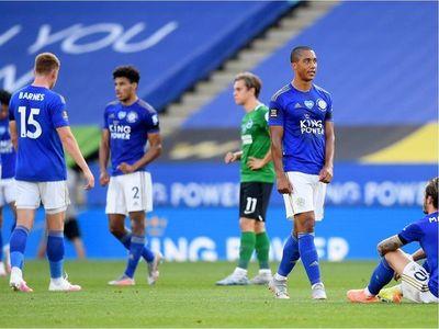 El Leicester se aleja del segundo puesto