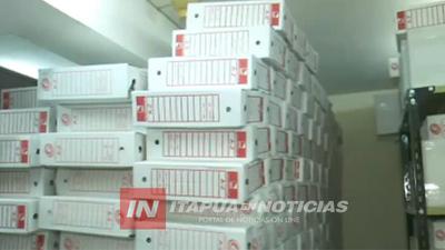 MAÑANA VAN A ESTAR PUBLICADAS ALREDEDOR DE 2.000 DECLARACIONES JURADAS