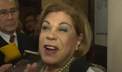 A la ministra Bareiro le molesta una protesta y pide intervención de la Fiscalía