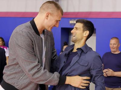 Jokic se suma a la lista de positivos en Serbia