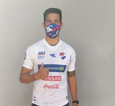 El Topo Cáceres tendrá que esperar para entrenar con Nacional
