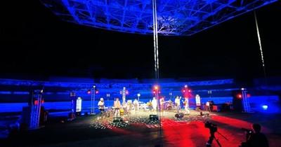 Rockear en el anfiteatro de San Ber, desde casa, propone ReciclArte